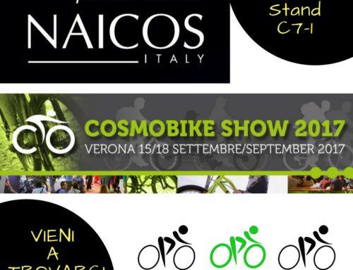 CosmoBike Show 2017 Verona
